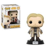Star Wars Solo - Figurine POP! Bobble Head Tobias Beckett 9 cm