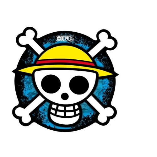 ONE PIECE - Tapis de souris - SKULL - en forme