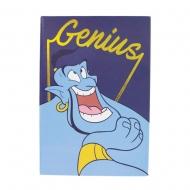 Aladdin - Cahier relié Genie