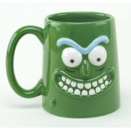 Rick et Morty - Mug 3D Pickle Rick