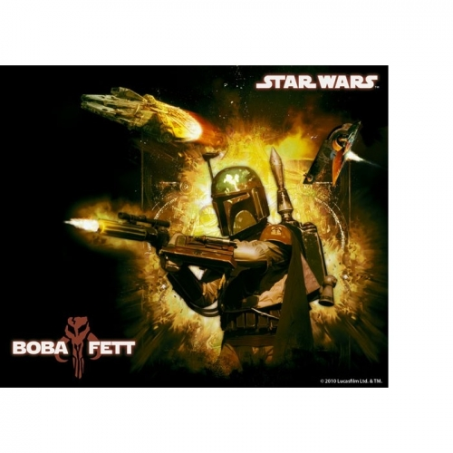 STAR WARS - Tapis de souris - Bobafett