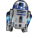 STAR WARS - Tapis de souris - R2-D2 - en forme