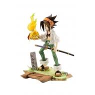 Shaman King - Statuette ARTFXJ 1/8 Yoh Asakura 18 cm