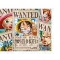 ONE PIECE - Tapis de souris - Wanted Pirates