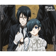 BLACK BUTLER - Tapis de souris - Sebastian & Ciel