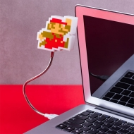 Nintendo - Lumière flexible USB Super Mario Bros 9 cm