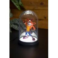 Crash Bandicoot - Lampe Bell Jar 20 cm