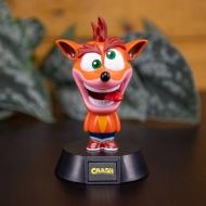 Crash Bandicoot - Veilleuse 3D Icon Crash Bandicoot 10 cm