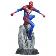 Spider-Man 2018 - Statuette Spider-Man video game gallery 25 cm