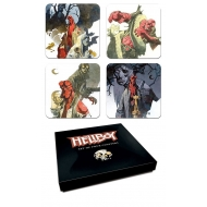 Hellboy - Sous-verres Mignolas Classic Watercolors