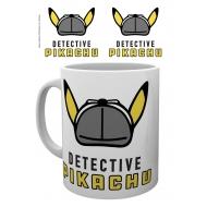Pokémon: Détective Pikachu - Mug Hat Icon