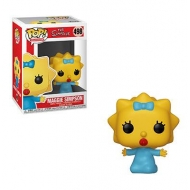 The Simpsons - Figurine POP! Maggie 9 cm