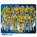 SAINT SEIYA - Tapis de souris - Chevaliers d' Or