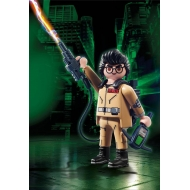 SOS Fantômes - Figurine de collection Playmobil Egon Spengler 15 cm