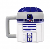 Star Wars - Mug Shaped R2-D2