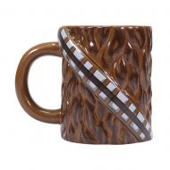 Star Wars - Mug Shaped Chewbacca