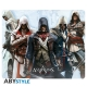Assassin's Creed - Tapis Assassin's Creed Personnages