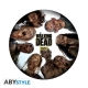 THE WALKING DEAD - Tapis de souris La ronde des zombies - en forme