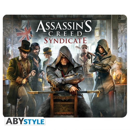 ASSASSIN'S CREED - Tapis de souris Syndicate Jaquette
