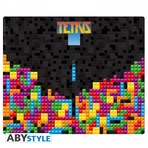 TETRIS - Tapis de souris Bricks