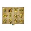 SAINT SEIYA - Collector Artprint Gold Clothes
