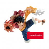 One Piece - Figurine G x materia Monkey D. Luffy 20 cm