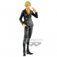 One Piece - Figurine Grandista The Grandline Men Sanji 27 cm