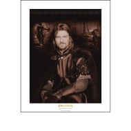 LORD OF THE RING - Collector Artprint BOROMIR