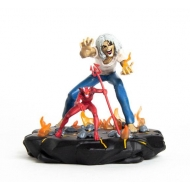 Iron Maiden Legacy of the Beast - Statuette 1/24 Number of the Beast Eddie 10 cm