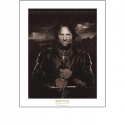 LORD OF THE RING - Collector Artprint ARAGORN