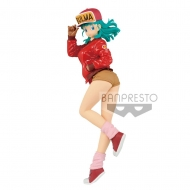 Dragonball - Statuette Glitter & Glamours Bulma Normal Color Ver. 25 cm