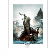 ASSASSIN\'S CREED - Collector Artprint Fighting for Freedom