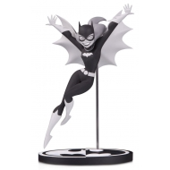 Batman Black & White - Statuette Batgirl by Bruce Timm 18 cm