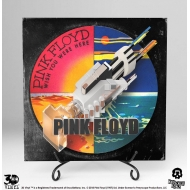 Pink Floyd - Statuette 3D Vinyl Wish You Were Here 30 cm