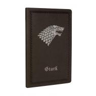 Game of Thrones - Carnet de notes Stark