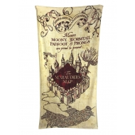 Harry Potter - Serviette de bain Marauder's Map 150 x 75 cm