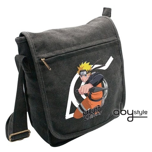 NARUTO SHIPPUDEN - Sac Besace Naruto Petit Format