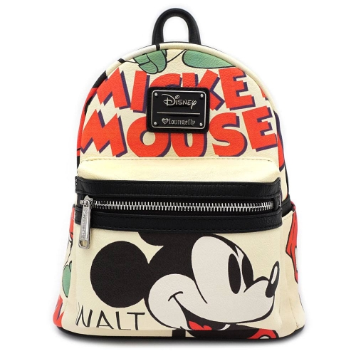 revendeur 30339 ca063 Disney - Sac à dos Mickey Classic By Loungefly