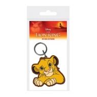 Le Roi lion - Porte-clés Simba 6 cm