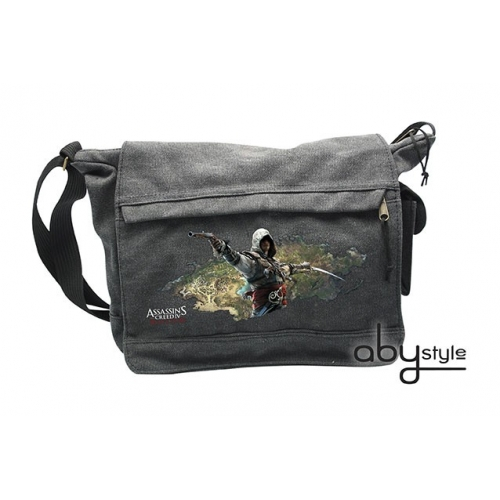 ASSASSIN'S CREED - Sac Besace Edward Ile de Nassau Grand Format