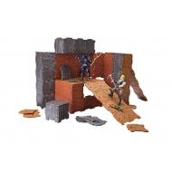Fortnite - Playset Turbo Builder avec figurines