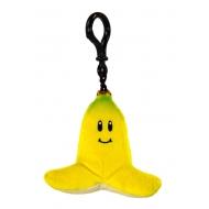 Super Mario Kart - Porte-clés peluche Mocchi-Mocchi Banana 10 cm