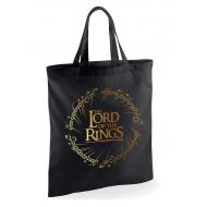 Le Seigneur des Anneaux - Sac shopping Gold Foil Logo