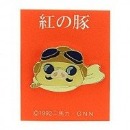 Studio Ghibli - Badge Porco Rosso Face