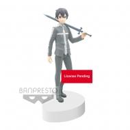 Sword Art Online Alicization - Figurine EXQ Kirito 23 cm