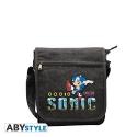 SONIC - Sac Besace Sonic & Rings Petit format