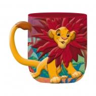 Le Roi lion - Mug Shaped Simba