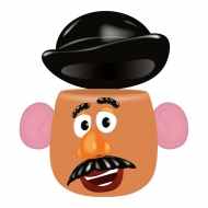 Toy Story - Mug Shaped Mr. Potato Head