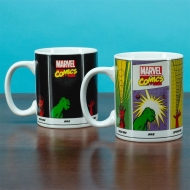 Marvel Comics - Mug effet thermique Super Powers