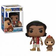 Aladdin - Figurine POP! Aladdin & Abu 9 cm